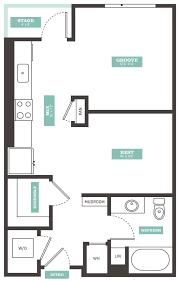 studio apartment homes in denver