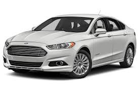2016 ford fusion hybrid information