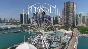 crystal gardens navy pier botanical