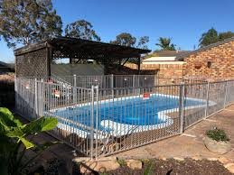 Temporary Pool Fencing Hire Newcastle Central Coast Sydney Wollongong
