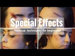 special effects makeup for beginners
