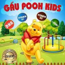 Siro bé ăn ngon - Gấu Pooh Kids - Home