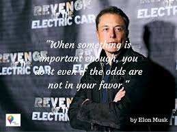 innovation success quotes by elon musk