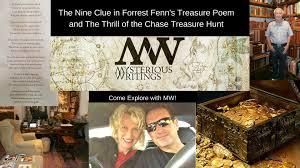 Nine Clues in Forrest Fenn's Treasure ...