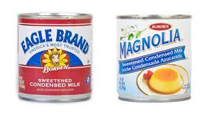 sweetened condensed milk taste test