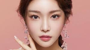 makeup natural korea style saubhaya