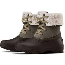 north face shellista ii roll down boots