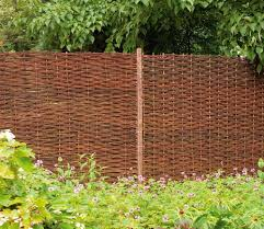 Forest Willow Hurdle 6 X 6 Ft Fence Panel Gardensite Co Uk