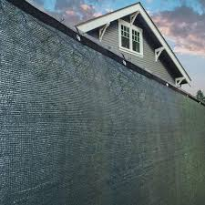 Fence Privacy Screen Windscreen Chain Link Fence Screens At Lowes Com