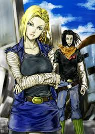 dragon ball android 18 wallpaper gallery