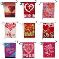 trio love red pink valentine