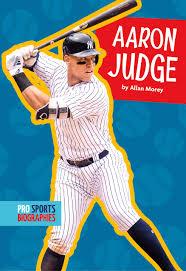 Amazon.com: Aaron Judge (Pro Sports Biographies) (9781681524481 ...