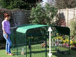 Omlet Outdoor Rabbit Run Lo Rise Or Walk In Appletons