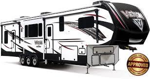 venom luxury fifth wheel toy haulers