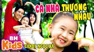 Cả Nhà Thương Nhau ♫ Ba Thương Con Vì Con Giống Mẹ ♫ Candy Ngọc ...