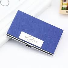 business card holder for men women