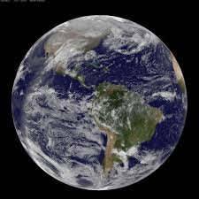 earth nasa satellite captures picture