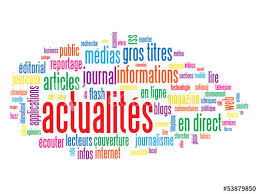 "Nuage de Tags ""ACTUALITES"" (informations médias news direct ..."