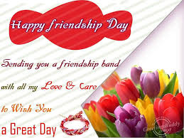 Happy Friendship Day Greeting Card Pictures