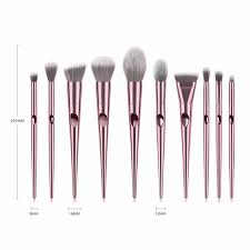 china best professional makeup brushes