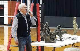 welcomes six new bronze sculptures