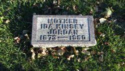 Ida Kinsey Jordan (1873-1950) - Find A Grave Memorial