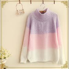 pink and lavender clothing for kawaii