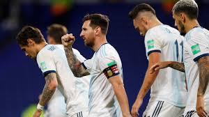 Argentina vs. Ecuador en vivo por las Eliminatorias Sudamericanas: partido  online, resultado, formaciones y suplentes