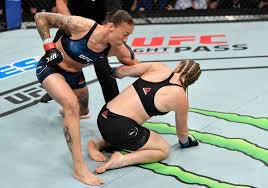 Twitter reacts to Germaine de Randamie's fast KO over Aspen Ladd