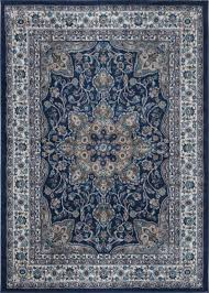 tremont blue area rug brown and blue