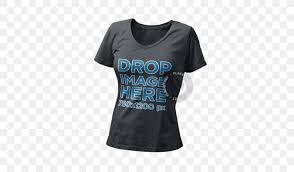 t shirt sleeve fashion neck png