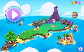 Golden Island | Angry Birds Wiki