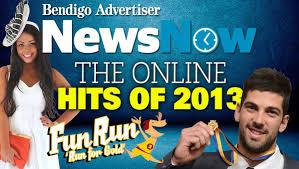 Top 10 'hits' on the Bendigo Advertiser ...