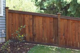 King Style Wood Privacy Fences Midwest Fence