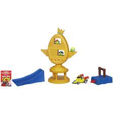 Angry Birds Go! Jenga Trophy Cup Challenge Game - Walmart.com ...