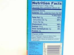 er vs margarine healthy living
