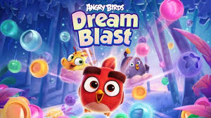 Angry Birds Dream Blast MOD APK 1.21.2 (Unlimited Coins) Download