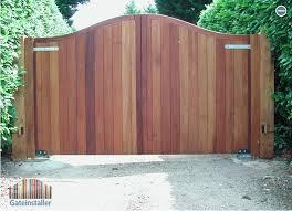 wood driveway gate pdf plans