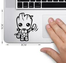 Baby Groot Guardians Of The Galaxy Vinyl Decal Sticker Etsy