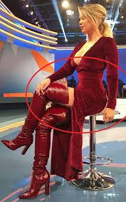 Wanda Nara porta Photoshop in Tv