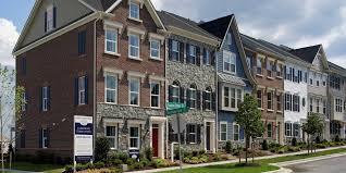 clarksburg town center new townhomes
