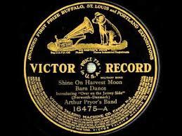 "Ada Jones & Billy Murray ""Shine On, Harvest Moon"" on Edison cylinder 1909 -  YouTube"