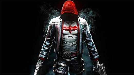 Image result for batman arkham knight jason todd""
