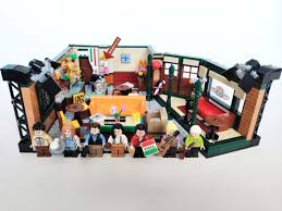 Lego Ideas Central Perk 21319 Review The Brick Fan