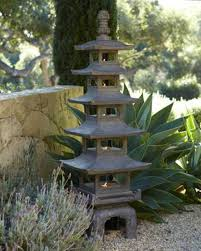 paa zen garden patio pond stylish