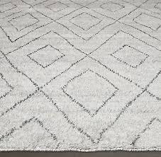 performance double diamond moroccan rug