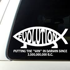 Darwin Evolution Fish Sticker Car Decal Win Evolve Buy Online In Honduras Customize Right Products In Honduras See Prices Reviews And Free Delivery Over Hnl2 000 Desertcart