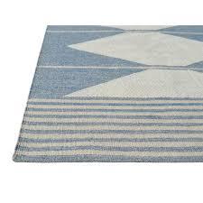 dynamic rugs oak blue ivory 2 ft 2 in