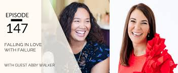 """Falling in Love with Failure"""" with Abby Walker - Jadah Sellner"""
