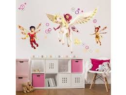 Bilderwelten Kinderzimmer Mia Pink Rosa Und Wandtattoo Yuko Bilderwelten Wandtattoo Kinderzimmer Nursery Wall Decals Wall Stickers Kids Wall Stickers